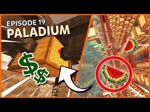 J'AI ACTIVÉ LA FARM AUTO ULTRA CHEATÉ! - Minecraft PvP Faction Moddé | Paladium V5 Episode 19