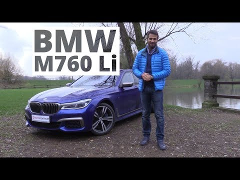 BMW M760Li 6.6 V12 610 KM, 2017 - test AutoCentrum.pl #365