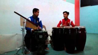 Intro nasyid percussion SMKSP