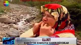 Kuş Dili ile Anlaşan Karadeniz Köyü - Giresun Kuşköy thumbnail