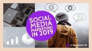 How to Kickstart Your Social Media Marketing in 2019