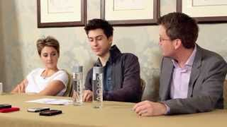 The Fault In Our Stars Cast Interview with Shailene Woodley, Nat Wolff, and John Green
