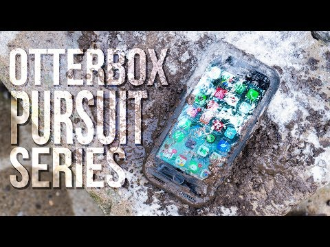 low priced ff50c cc75f OtterBox Pursuit Series Case for iPhone 7 Plus - Review - Slimmest ...