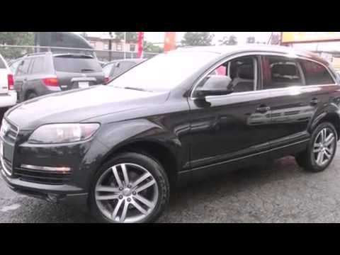 2009 Audi Q7 New Jersey State Auto Auction - Used Cars NY NJ PA MD CT