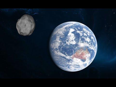 隕石 ニアミス