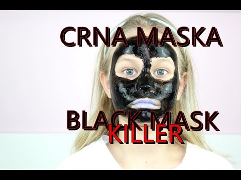 Crna maska / Black Mask Killer