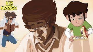 Kid Krrish Hindi Episodes | A Walk Down Memory Lane | Cartoon For Kids | Action Cartoon for Kids