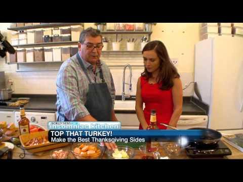 Great Thanksgiving Sides | INSOMNIAC KITCHEN (Episode 13)