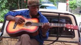 """Botswana Music Guitar - KB- """"Pidipidi"""""""