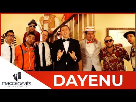 The Maccabeats - Dayenu - Passover