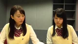SKE48 1+1は2じゃないよ! 150313 松井玲奈vs福士奈央.