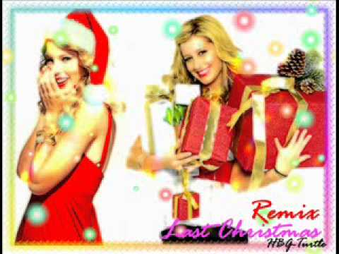 Ashley Tisdale & Taylor Swift - Last Christmas 2011 (HBG-TURTLE Remix)