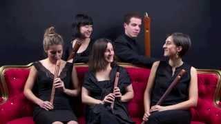 Johannes Bedyngham: O rosa bella - Ensemble Ancor