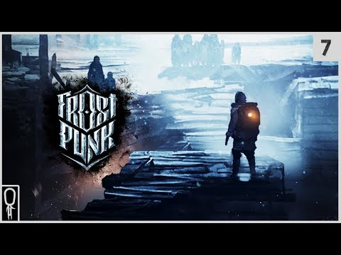 EXILED COLONY - Part 7 - Let's Play FrostPunk Pre-Release Gameplay