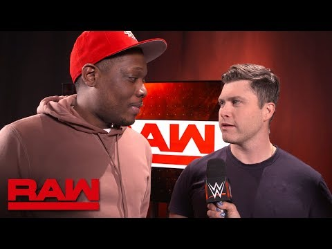 SNL's Michael Che and Colin Jost recap their night on Monday Night Raw: Exclusive, March 4, 2019