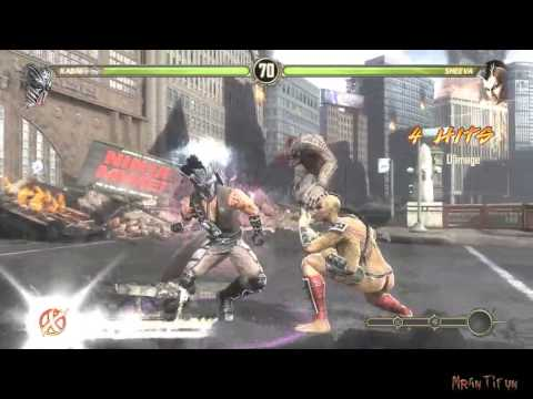 Mortal Kombat Komplete Edition Trainer +5