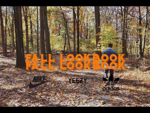 MENS FALL LOOKBOOK / HOW TO STYLE FALL OUTFITS (2018)
