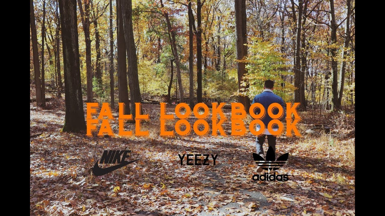 [VIDEO] - MENS FALL LOOKBOOK / HOW TO STYLE FALL OUTFITS (2018) 1