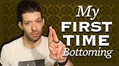 gay bottom first time