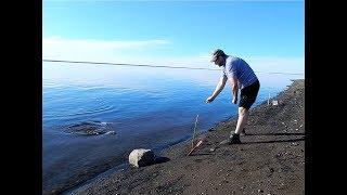 Рыбалка,сиг на донки(закидушки)