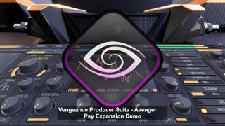 Vengeance Producer Suite - Avenger - Psy Expansion Demo