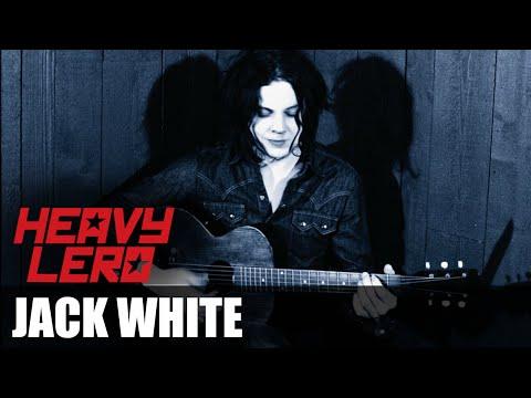 Heavy Lero 33 - JACK WHITE - apresentado por Gastão Moreira e Clemente Nascimento