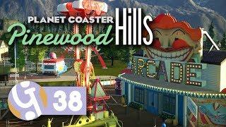 🌲 Pinewood Pier (Vintage Pack Redux) | Pinewood Hills | Let