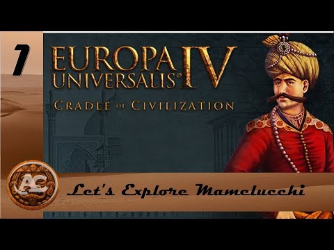 Let's Explore EU4 Cradle of Civilization ITA #1