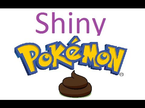 Shiny Pokemon Poop Youtube