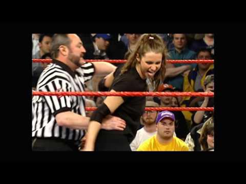 2001 04 12 SD (1)  Linda McMahon, Stephanie McMahon, Trish Stratus and Lita thumbnail