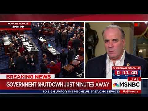 Congressman Dan Kildee Discusses the Republican Government Shutdown