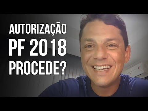 Polícia Federal - Autorização para edital em 2018 procede? - Evandro Guedes - AlfaCon