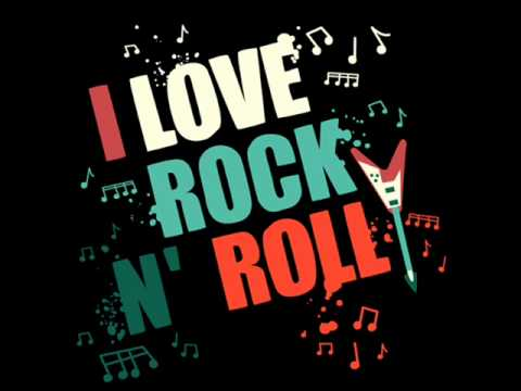 ghoti hook i love rock and roll youtube