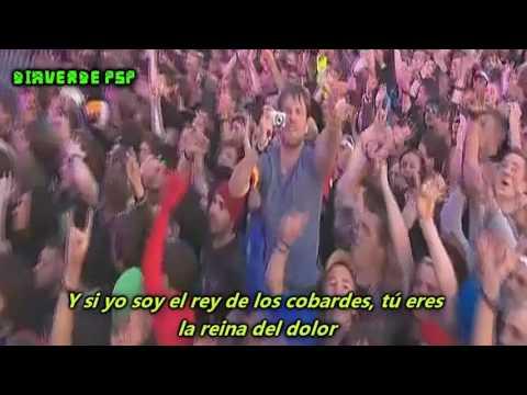 Billy Talent- Rusted From The Rain- (Subtitulado en Español)