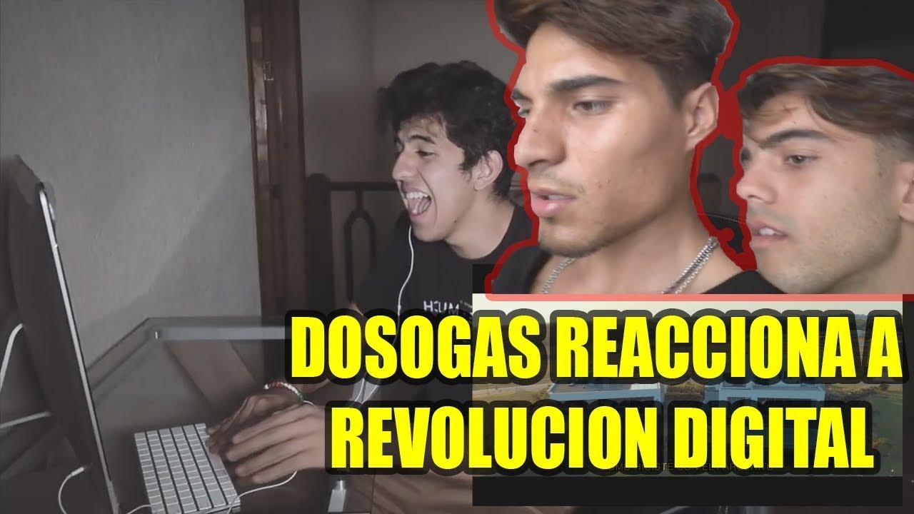 DOSOGAS REACCIONA A REVOLUCION DIGITAL!  (PARODIA) | LAUTYTUBE