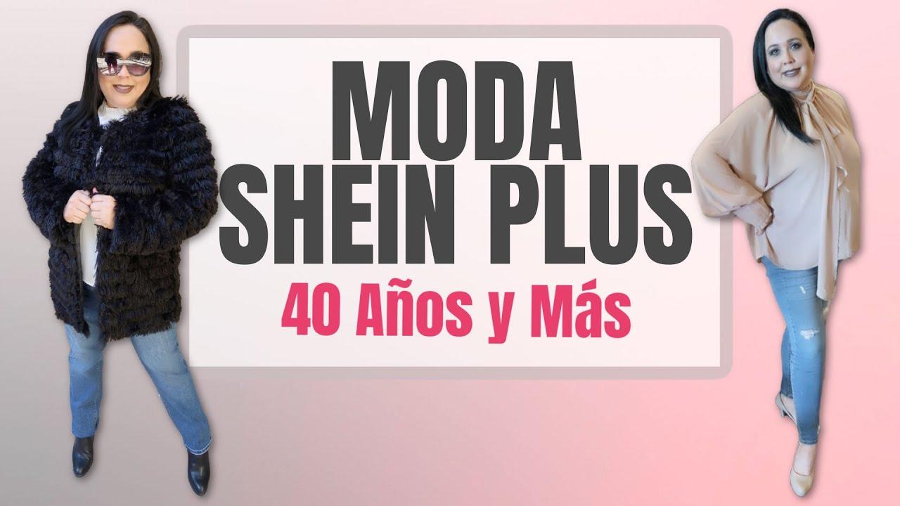 Moda Shein Plus | 40 Años y Más