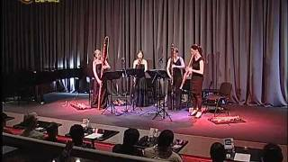 Quartet New Generation at the Cafesjian Center for the Arts
