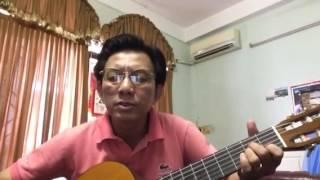 Con duong den truong guitar