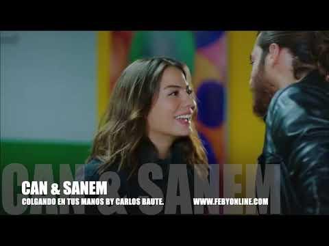 Can &  Sanem - Colgando En Tus Manos