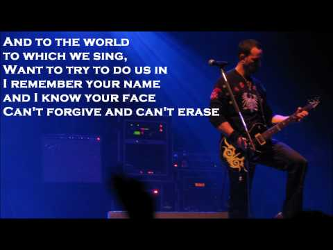 Down To My Last by Alter Bridge Lyrics