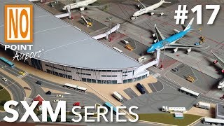 Model Airport SXM St. Maarten 'look-a-like'
