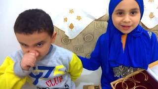 شوف الكبير جاب ايه في عيد الأم!!!