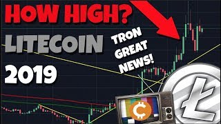 Urgent: I Found Litecoin's Next Price Run For 2019! (Great Position For Tron)