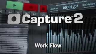 PreSonus—Capture 2—Work Flow