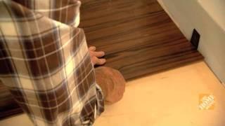 Cómo instalar pisos laminados