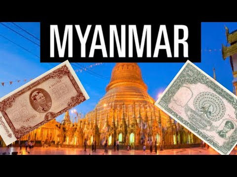 Myanmar ( Burma) Currency || Myanmar Kyat