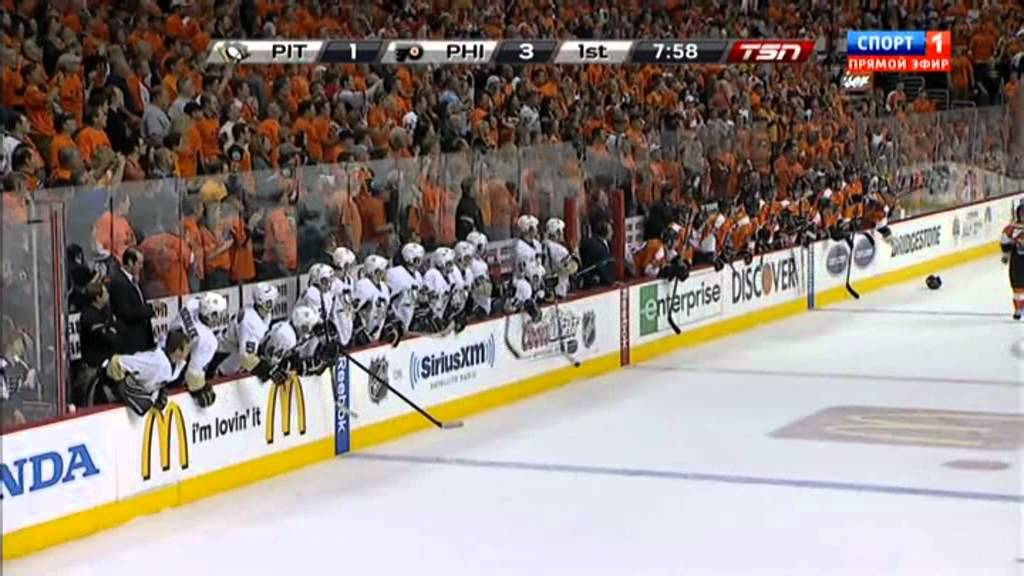flyers vs penguins playoffs 2012