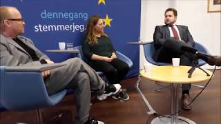 Alternativet vs. Dansk Folkeparti - tværpolitisk debat