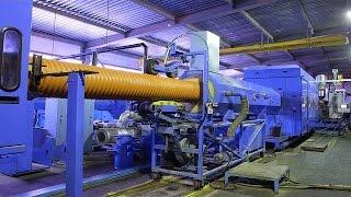 видео Крупнейшие производители полиэтиленовых труб в России