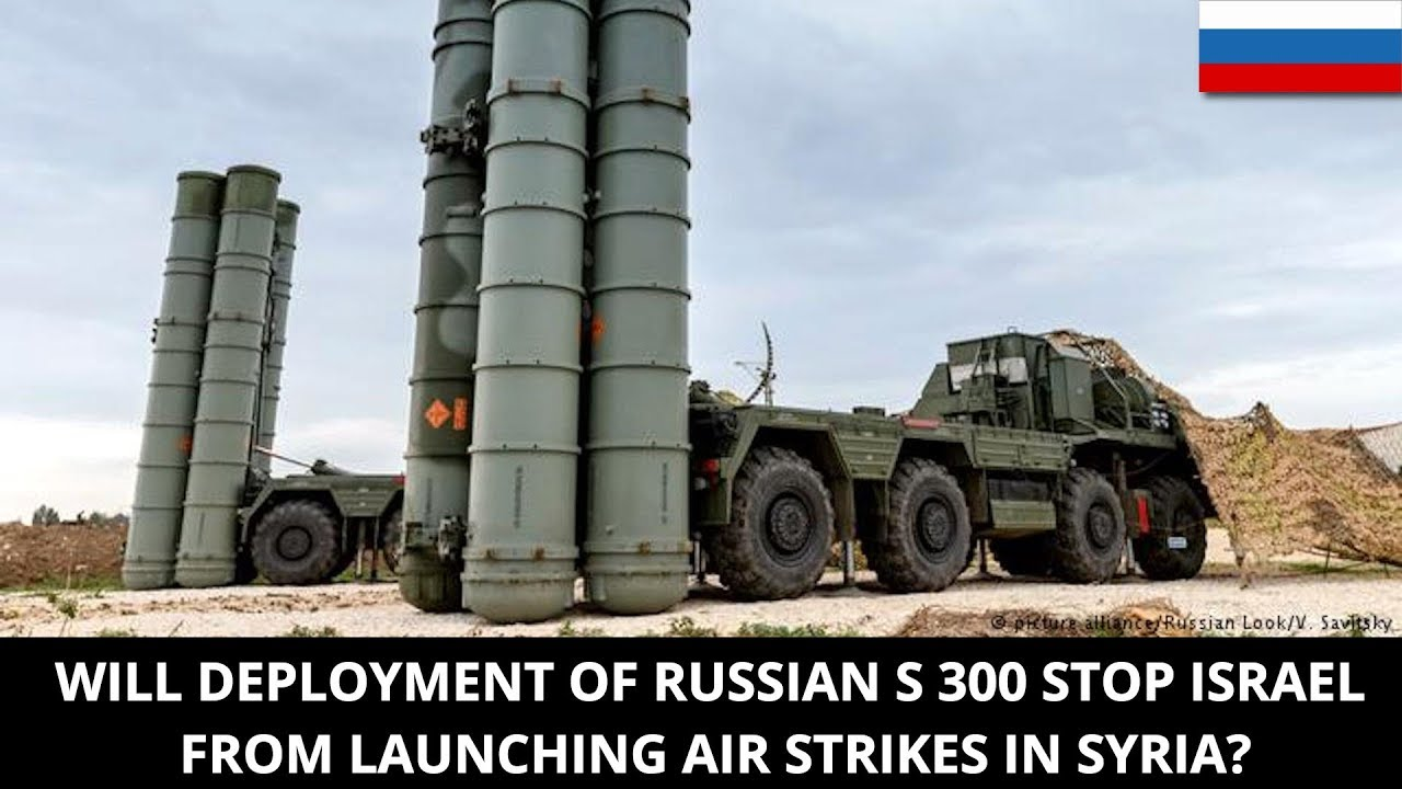 Russia will deliver to Syria S-300